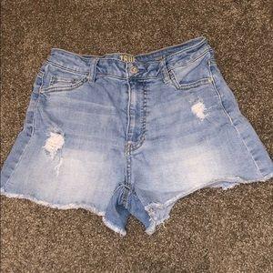 High rise shorts - True Craft - size 5